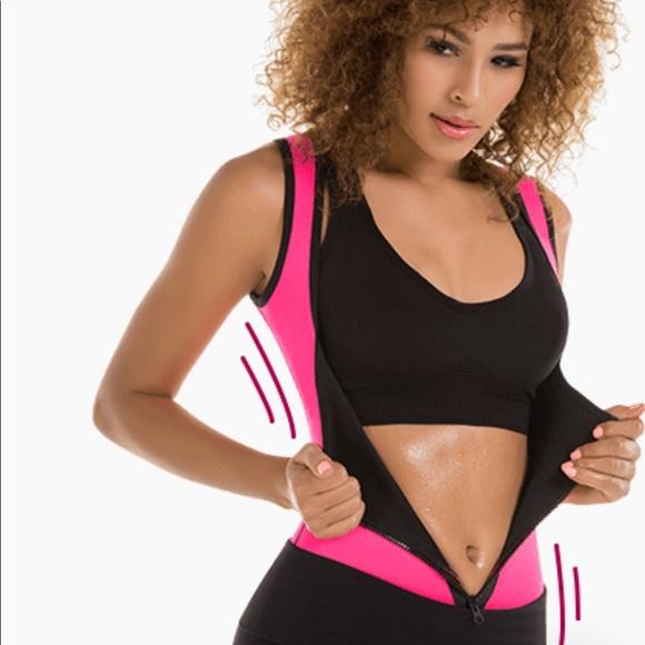 3422967d2f Fajate Thermal Vest Sweat Colombian waist trainer